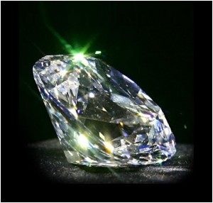 Формирование бриллианта