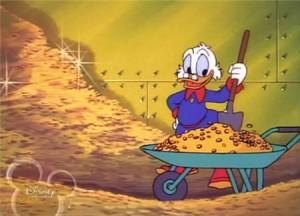 Богатство и жадность