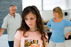 Безответсвенная дочь