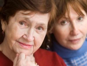 Пожилые родители-1