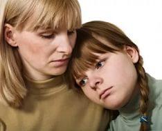 Дочь и мать-1