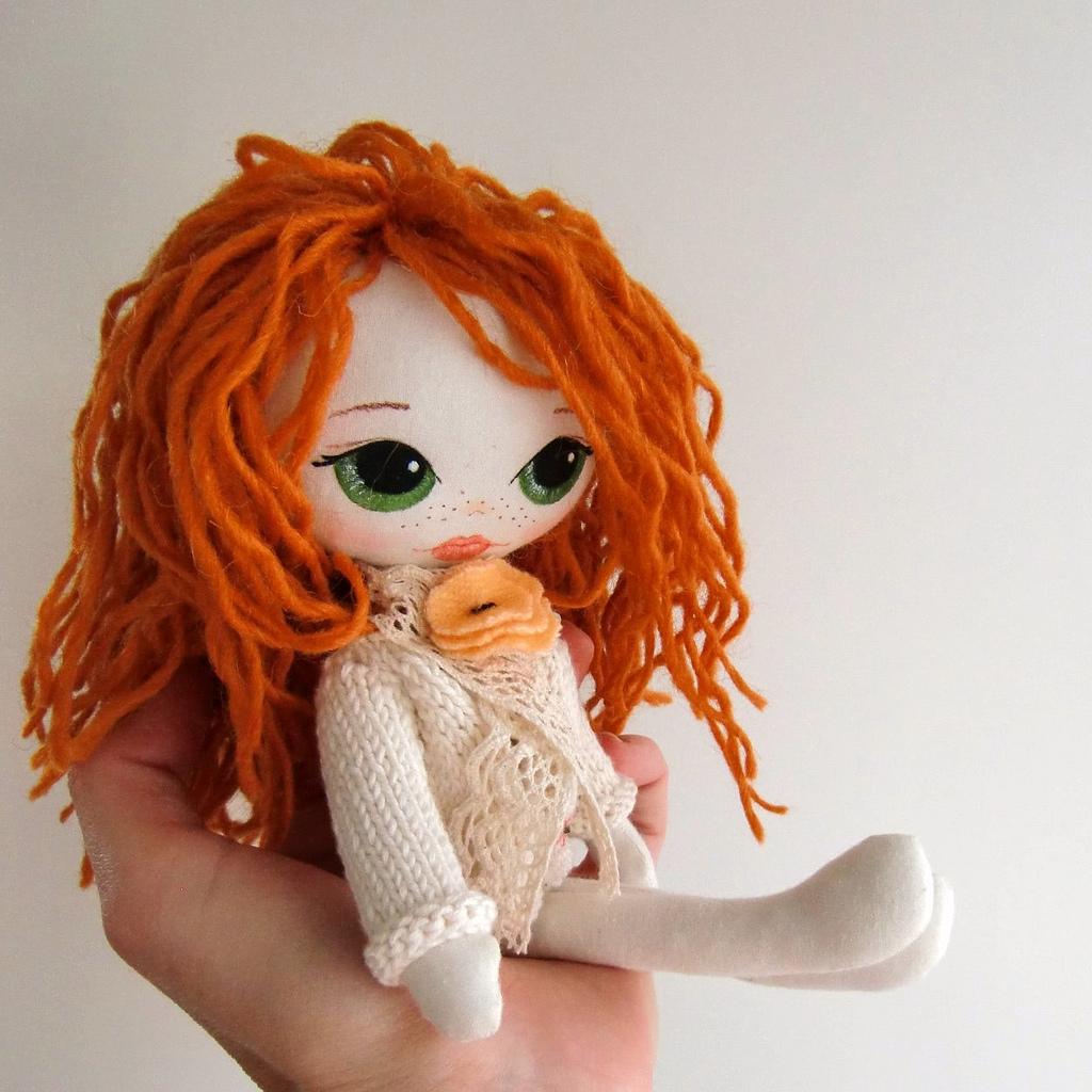 Кукла из своими руками мастер класс фото