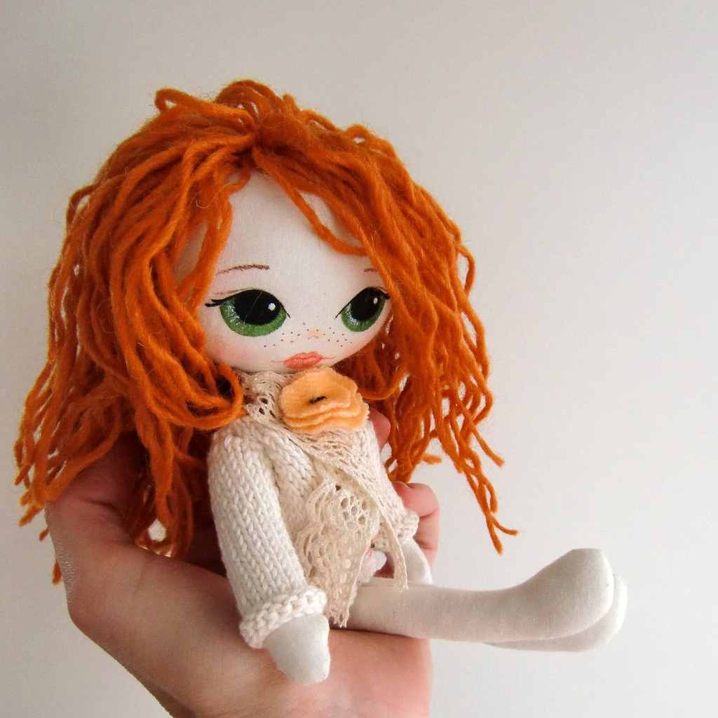 Все куклы своими руками фото