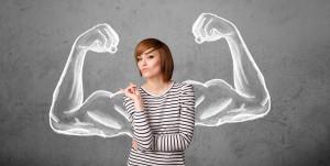 Сильная женщина-1
